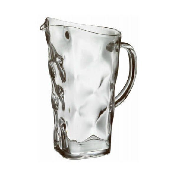 Free-Free Usa MB09PT Acrylic Baroque Pitcher, Clear, 2 Litre