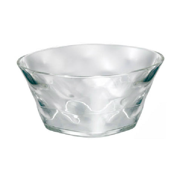 Free-Free Usa MB09SB-1-0 Acrylic Baroque Bowl, Clear, 10""