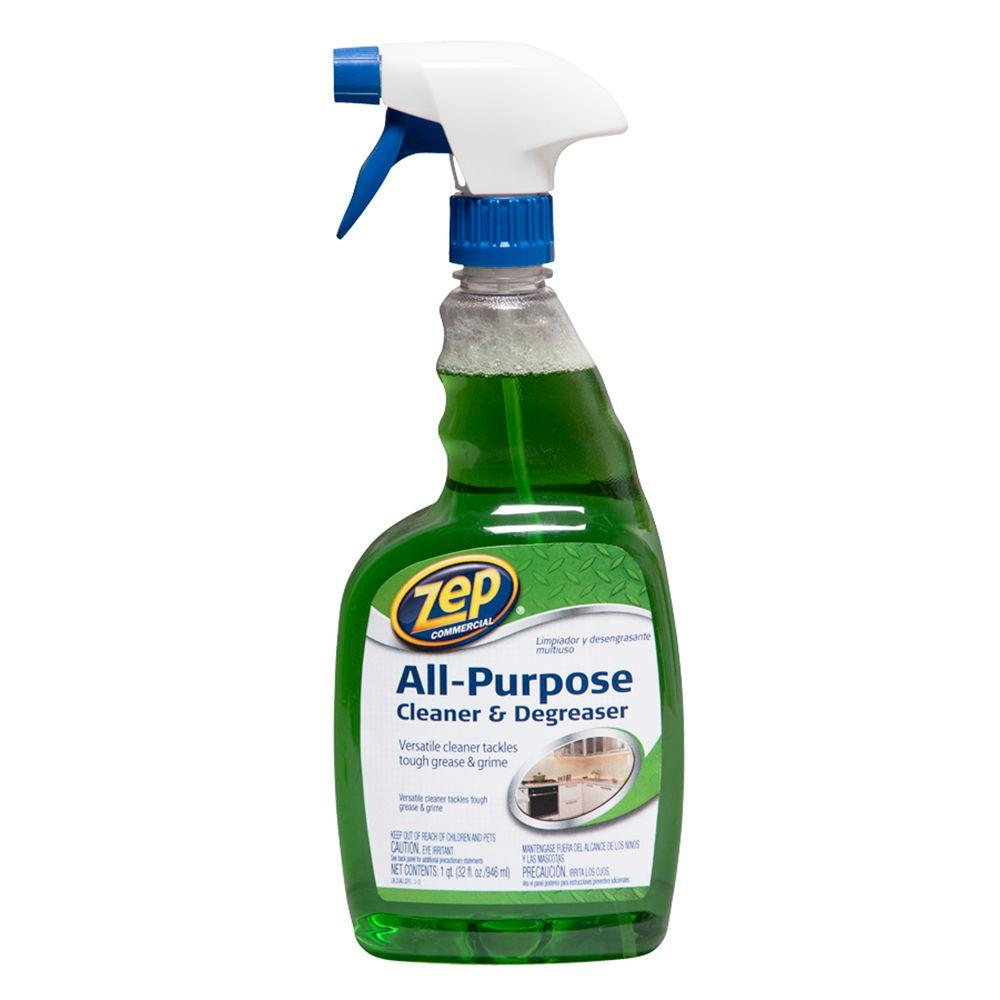 Zep Commercial® ZUALL32 All-Purpose Cleaner & Degreaser Spray, 32 Oz ...