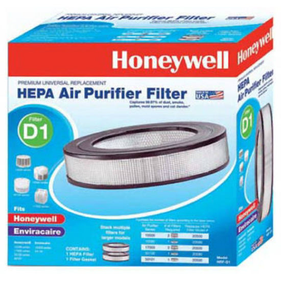 Honeywell HRF-D1 Long Life True Hepa Filter for Honeywell Air Purifier