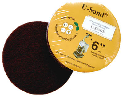 Buffing Pad Kit 6""