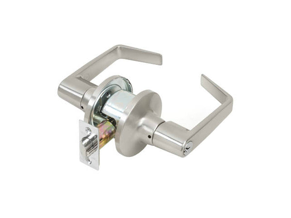 Tell CL100619 Light Duty Commercial Store Room Lever, Tubular Grade 2