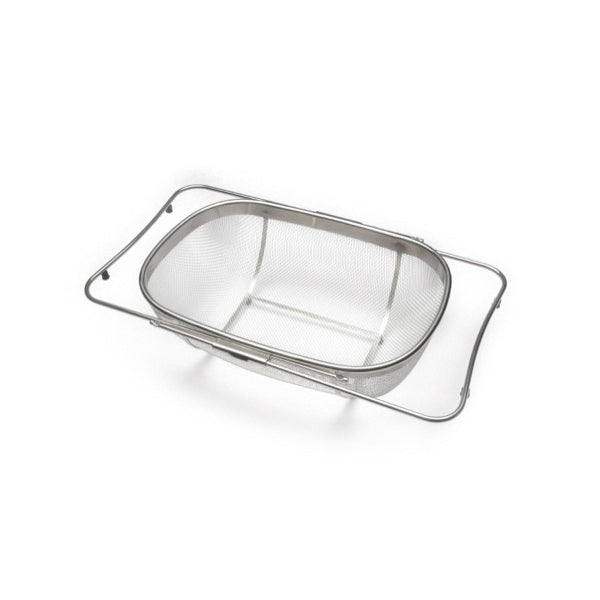 Good Cook™ 12486 Expandable Sink Colander, Stainless Steel