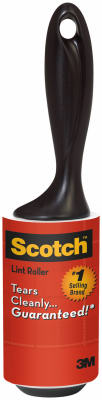 Scotch™ 836R-56 Lint Removal Roller, 56 Sheets