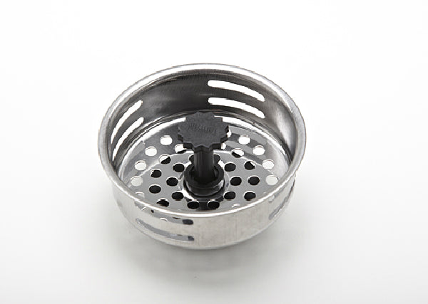 Good Cook™ 24420 Universal Sink Strainer, Stainless Steel
