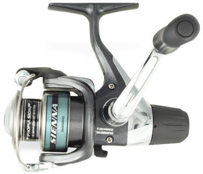 Shimano Sienna 1000 RD Spinning Clam Reel