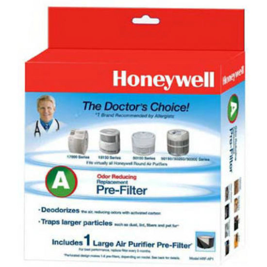 Honeywell HRF-AP1 Universal Activated Carbon Pre Filter