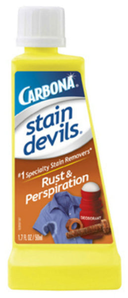 Carbona® 403/24 Stain Devils® #9 Rust & Perspiration Remover, 1.7 Oz