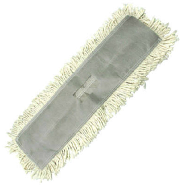 "Abco DM-40136 Tie-Less Style Cut-End Dust Mop, Natural, 5"" x 36"""