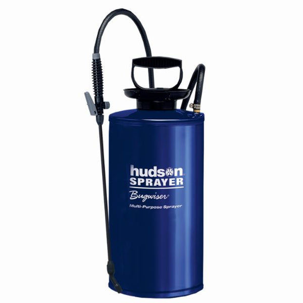 Hudson® 62062 Bugwiser® Galvanized Steel Sprayer, 2-Gallon