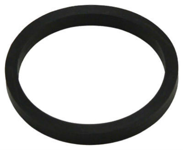 "Keeney® 85522K Square Cut Slip Joint Rubber Washer, 1-1/2"", Black"