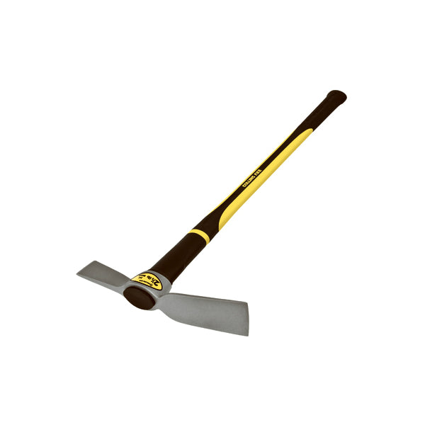 "Collins TH-2-5FD-C Garden Cutter Mattock with 36"" Fiberglass Handle, 2.5 Lb Head"