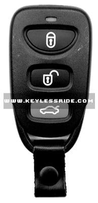Hyundai/Kia Group 4 Button OEM Replacement Auto Remote