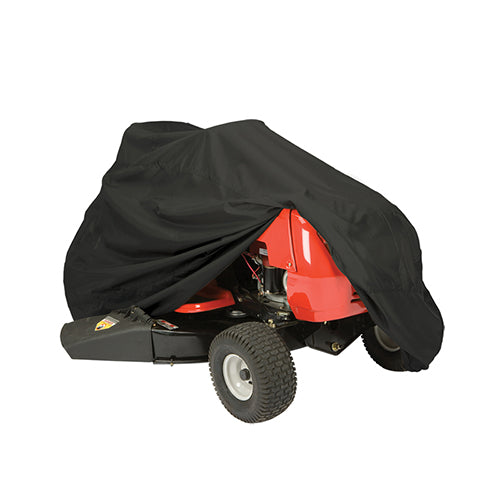 Arnold® 490-290-0013 All-Season Protection Universal Lawn Tractor Cover, Black