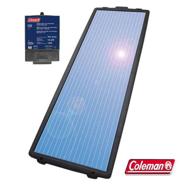 Coleman® 58033 Solar Battery Charging Kit, 18W