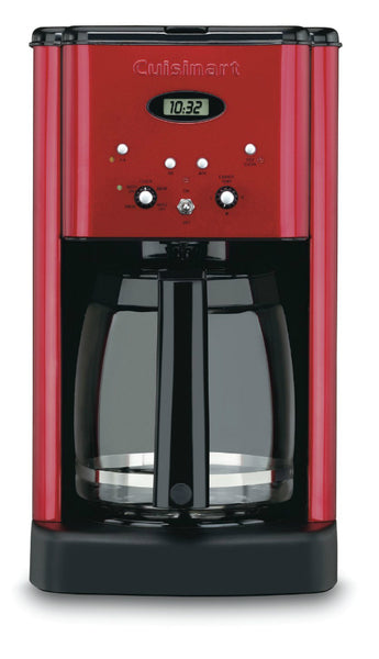 Cuisinart® DCC-1200MR Brew Central™ Programmable Coffeemaker, 12-Cup