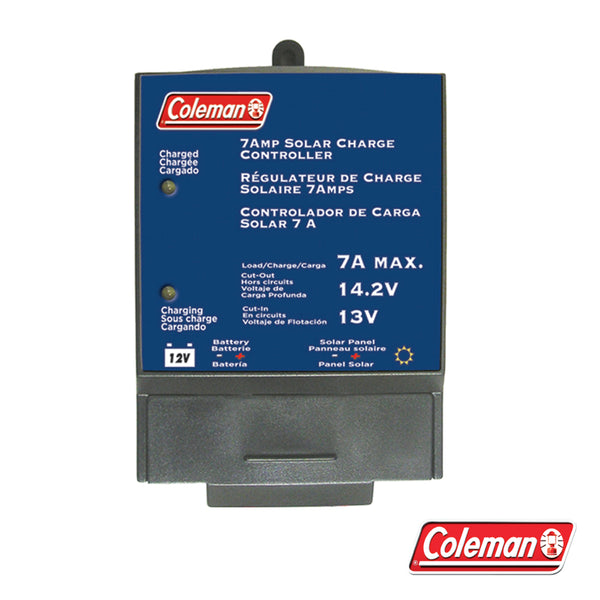 Coleman® 68012 Solar Charge Controller, 7 Amp