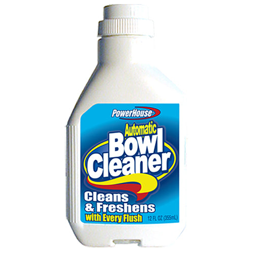 PowerHouse® 90513-9 Automatic Liquid Toilet Bowl Cleaner, 12 Oz