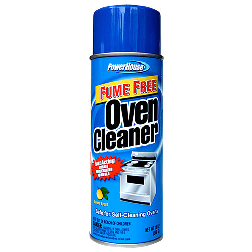 PowerHouse® 92595-3 Fume Free Oven Cleaner, 13 Oz., Lemon Scent