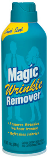 Magic® 38206 Wrinkle Remover Spray, Fresh Scent, 10 Oz