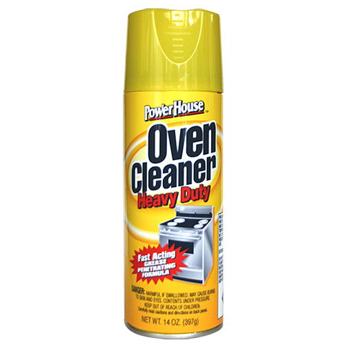 PowerHouse® 91097-3C Heavy Duty Oven Cleaner, 13 Oz, Aerosol