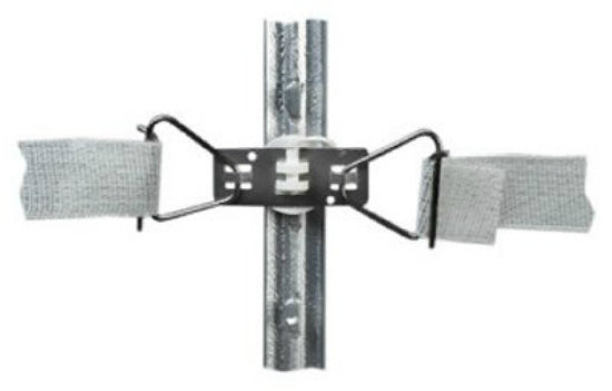 Dare 3115 Corner & End Tensioner Combo for T-Posts