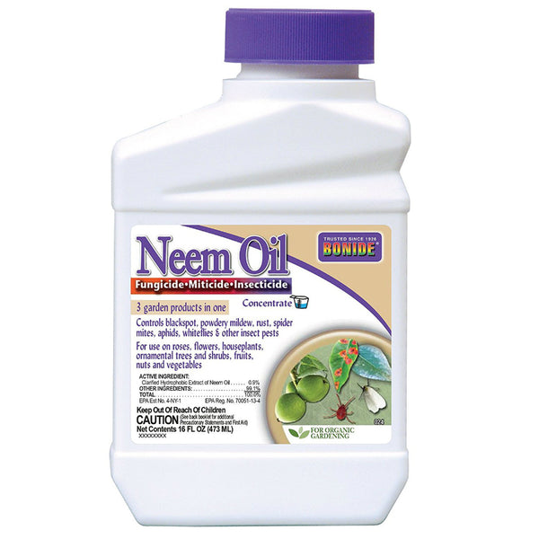 Bonide® 024 Concentrate Neem Oil, 16 Oz