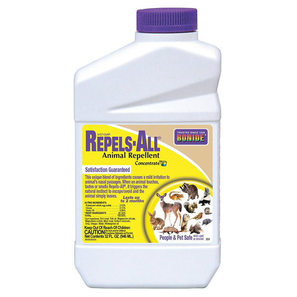 Bonide® 237 Repels-All® Animal Repellent, Concentrate,  32 Oz
