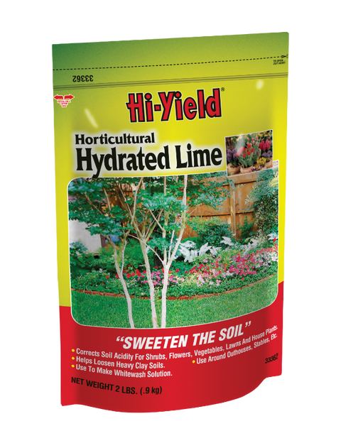 Hi-Yield® 33362 Horticultural Hydrated Lime, 2 Lb