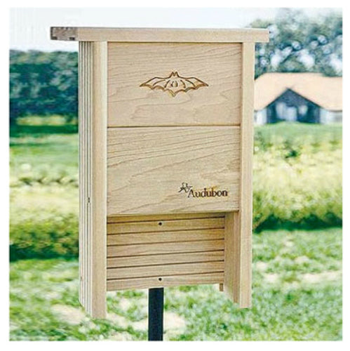 Audubon™ NABAT Fully Assembled Bat House, 12""