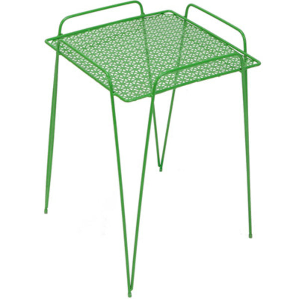 "Panacea 90-90072TV Mesh Top Plant Stand, Assorted Colors, 14"" x 20"", 1-Qty"