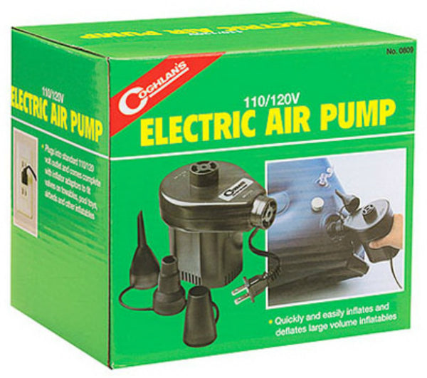 Coghlan's 0809 Electric Air Pump, 110/120 Volt