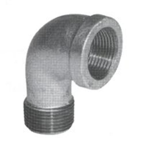 B & K 510-310BC Galvanized 90-Degree Elbow, 3""