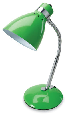 "Keystore 5262601 Goose Desk Lamp 17.5"", Assorted Colors"