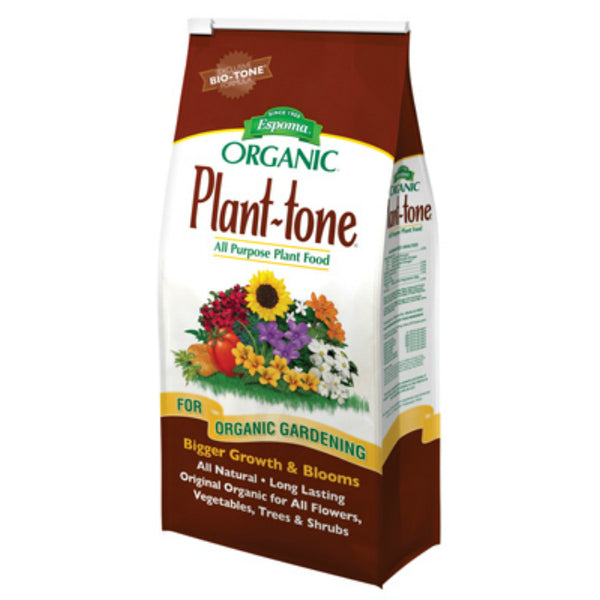 Espoma® PT4 Plant-Tone® Original All-Purpose Organic Plant Food, 5-3-3, 4 Lbs