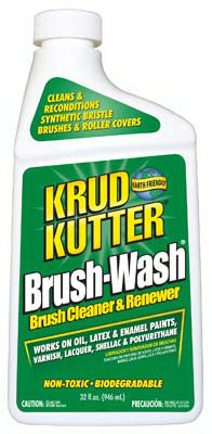 Krud Kutter BW32/6 Brush Wash, 1 qt