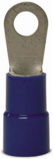 "Gardner Bender 14-096 Vinyl-Insulated Ring Terminal, 3/4"", Blue"