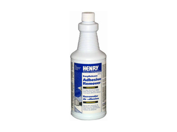 HENRY® 12248 Adhesive Remover, 32 Oz