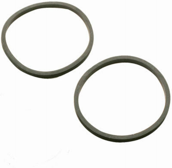 "Plumb Pak® PP25518 Rubber Slip Joint Washer, 2"" x 2"", 2-Pack"