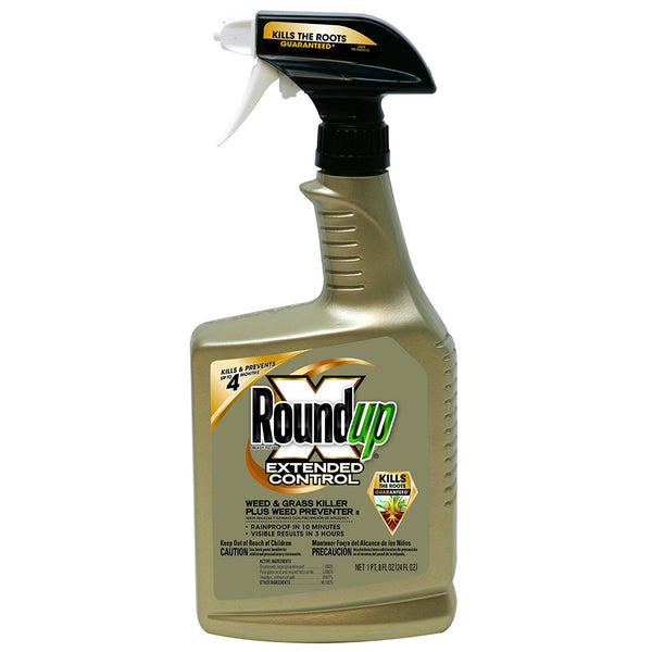 Roundup® 5107315 Ready To Use Extended Control Weed & Grass Killer, 24 Oz