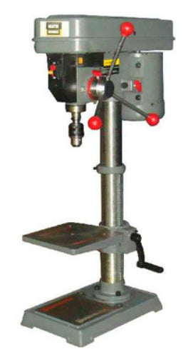 "Master Mechanic 134725 Drill Press with Laser, 10"", 3.6 Amp, 3/5 HP"