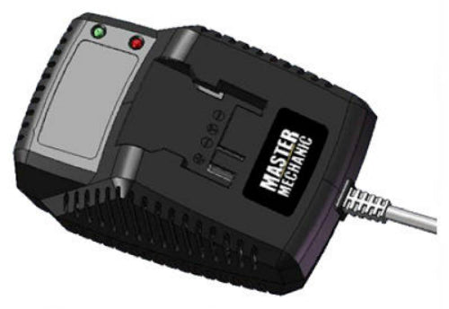 Master Mechanic 134457 Smart Battery Charger, 18-Volt