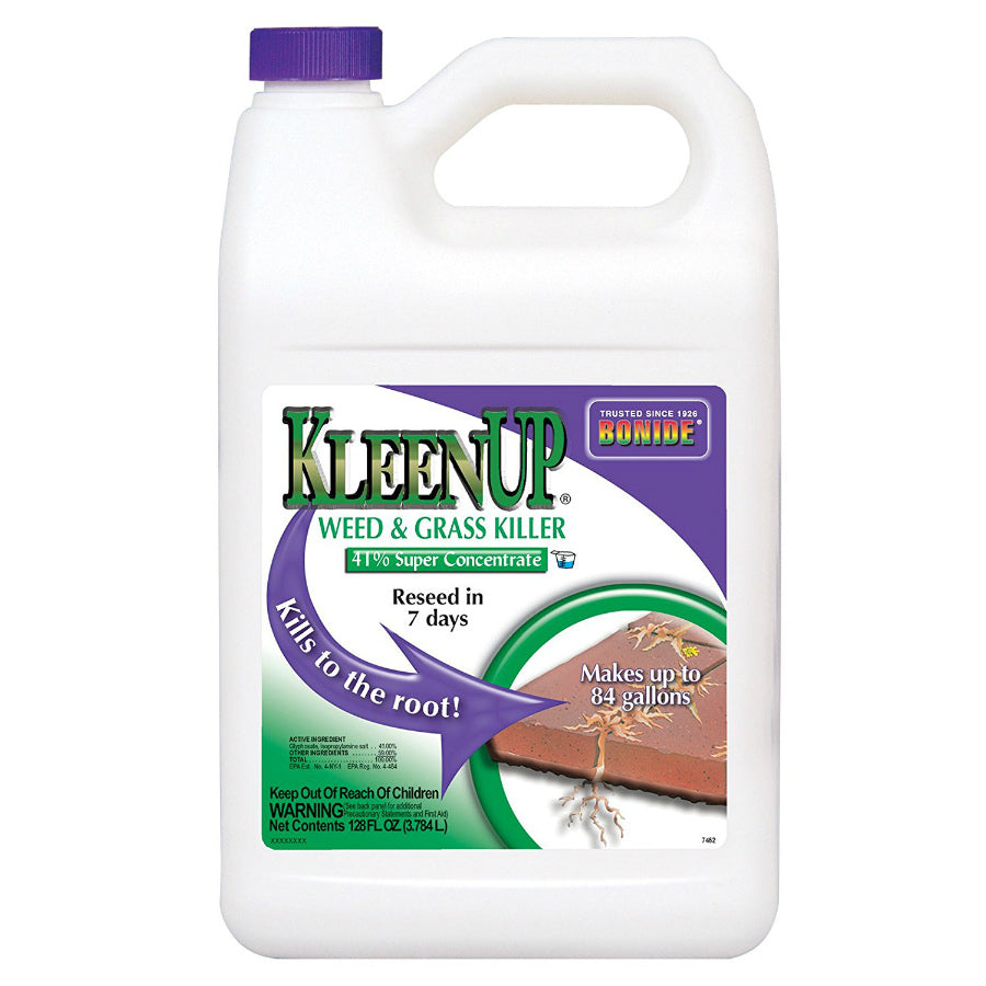 Bonide® 7462 Concentrate KleenUp® Weeds & Grass Killer, 1 Gallon