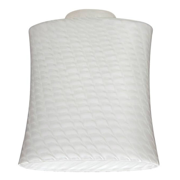 "Westinghouse 8141200 Lunar Weave Glass Shade, 2-1/4"" Fitter"