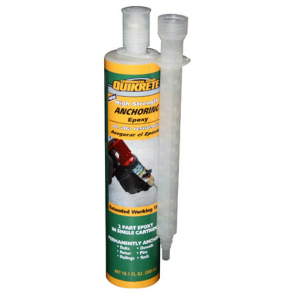 Quikrete® 8620-31 Commercial Grade High Strength Anchoring Epoxy, 8.6 Oz