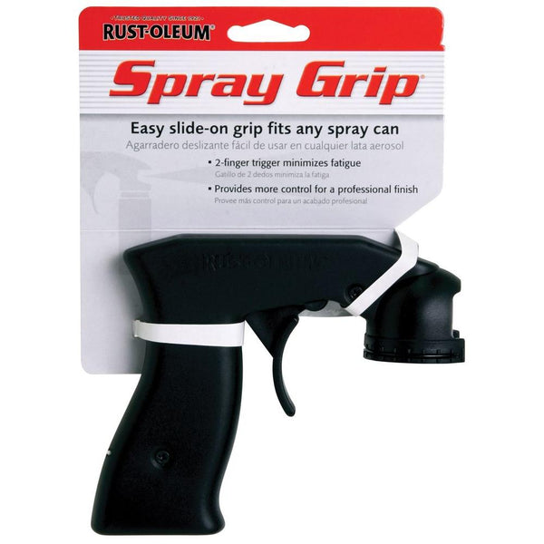 Rust-Oleum® 243546 Spray Grip® Easy Slide-On Grip fits Any Spray Can