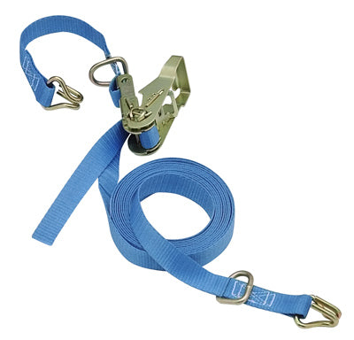 "American Power Pull 16600 Ratchet Tie Down, 1"" x 16'"