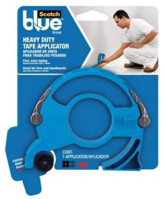 "ScotchBlue TA20-SB Heavy Duty Hand Masker Tape Applicator, 6.5"" x 5.7"" x 2.7"""