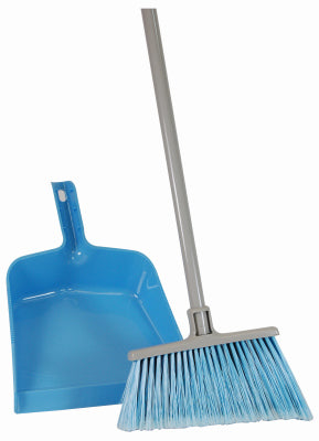 Quickie® 750-441 All Purpose Angle Broom & Dust Pan