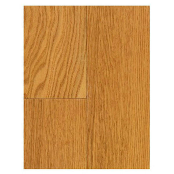 "RedGate Flooring BE-WH American Tradition Oak Wheat Flooring, 3/8"" x 48""L"